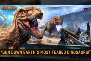 Dino Hunter trex wide jaw for killing