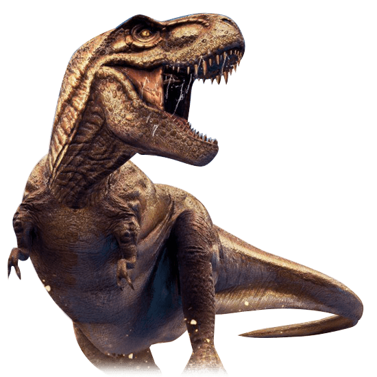 Dino Hunter tyranosaurus rex sharp teeth