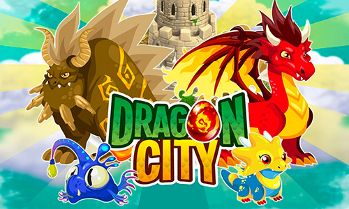 dragon city free online games