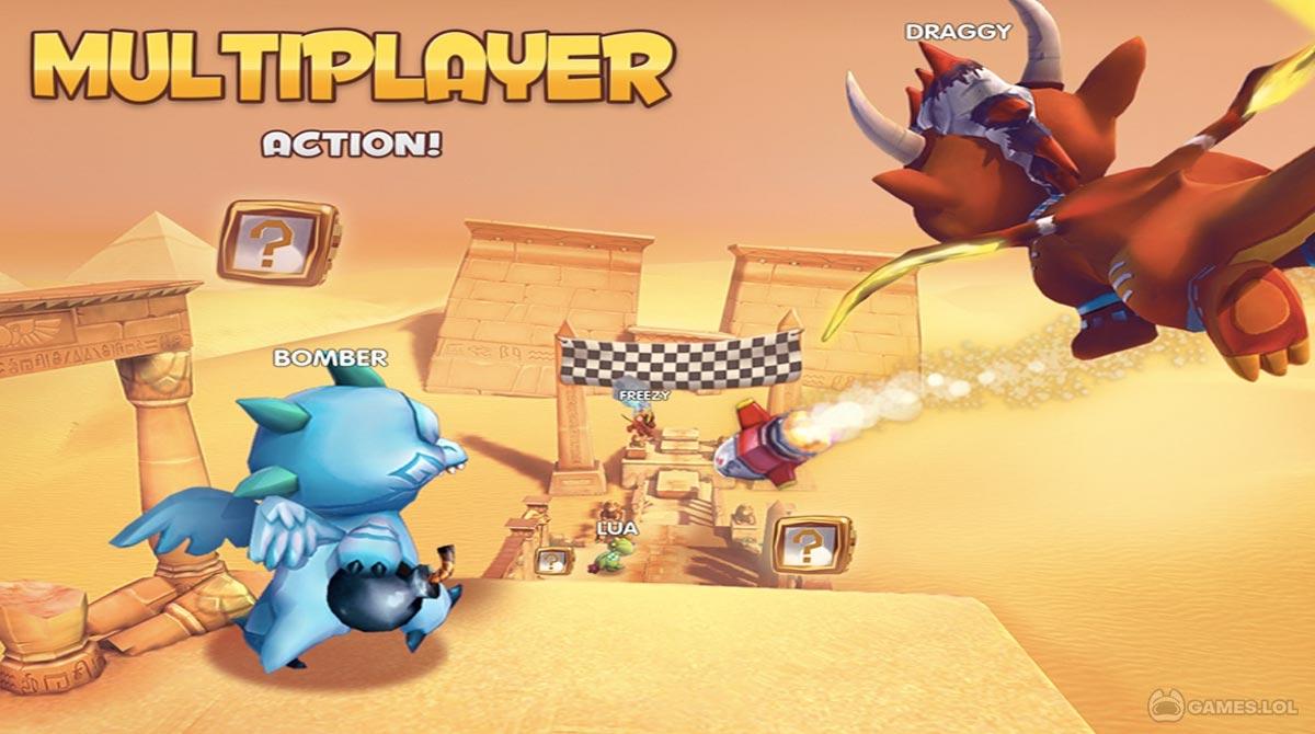dragon land download full version