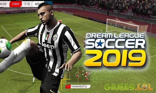 Play Dream League Soccer 2019 on PC
