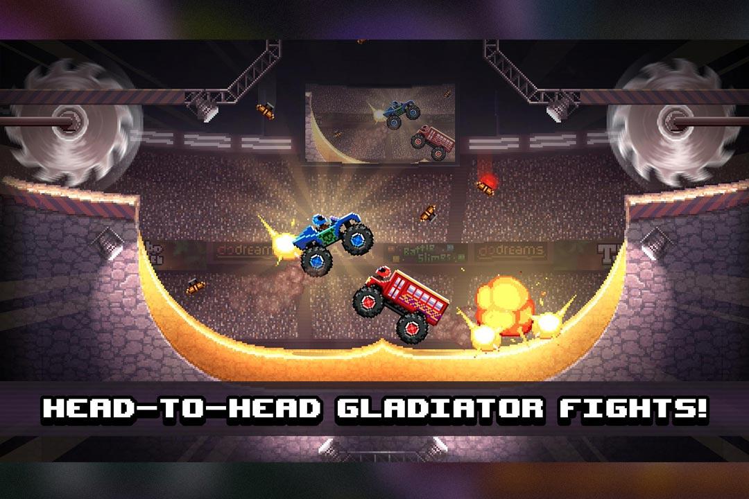 Drive Ahead Fight