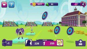 Esquestria Girls Game Time