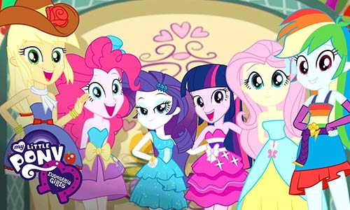 Play Equestria Girls on PC