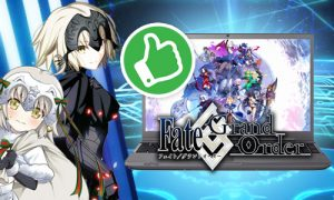 Fate Grand Order PC Play