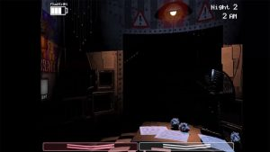 Five Nights At Freddys 2 Empty Room
