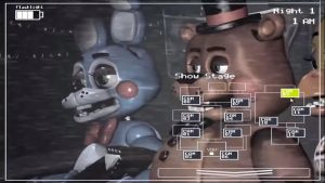 Five Nights At Freddys Stage