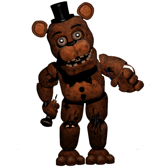 Five Nights At Freddy's 2 Puppet