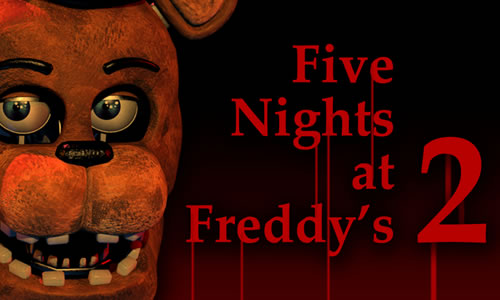 Five Nights At Freddys 2 Bear Face