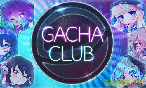 Gacha Club Dancing Lights Party