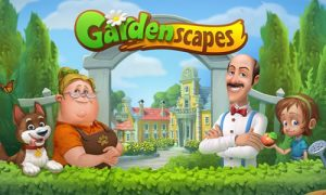 Play Gardenscapes on PC
