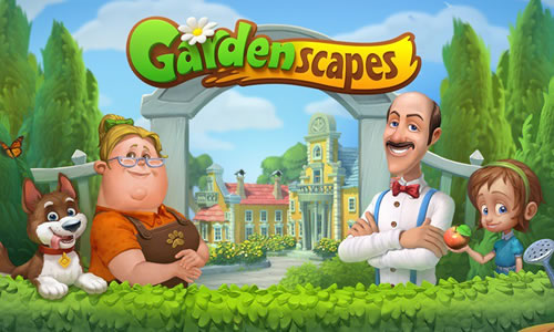 Gardenscapes Martha Austin