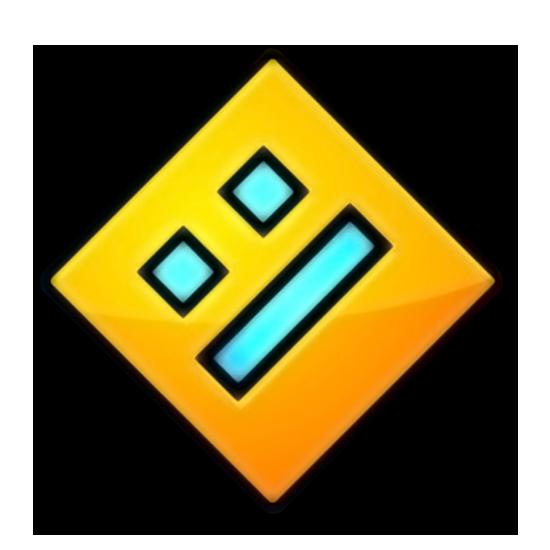 Geometry Dash Square Face