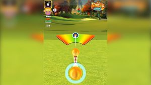 golfclash strength aiming meter