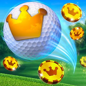 golfclash flying king golden tokens
