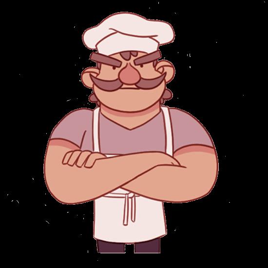 Good Pizza Master Chef