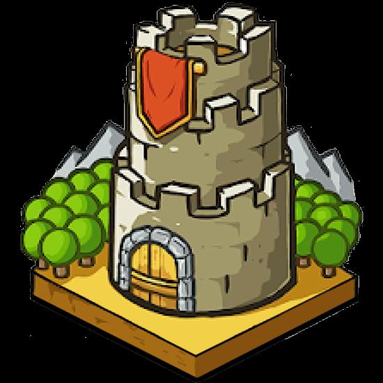 Grow Castle Tower Defense