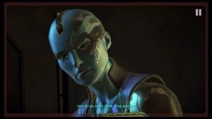 Guardians Of The Galaxy TTG Nebula