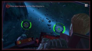 Guardians Of The Galaxy TTG Enemy Target