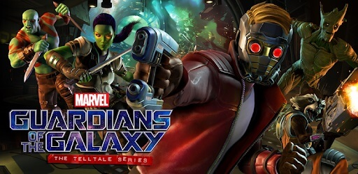 Play Guardians of the Galaxy TTG on PC
