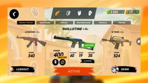 Guns of Boom Online Shooter Assault Rifles