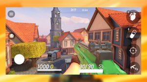 Guns of Boom Online Shooter Target
