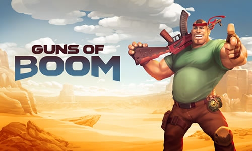 Play Guns Of Boom Online Shooter on PC