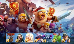 Learn More About the Heroes of Clash of Clans Featured Image