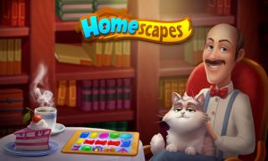 Play Homescapes on PC