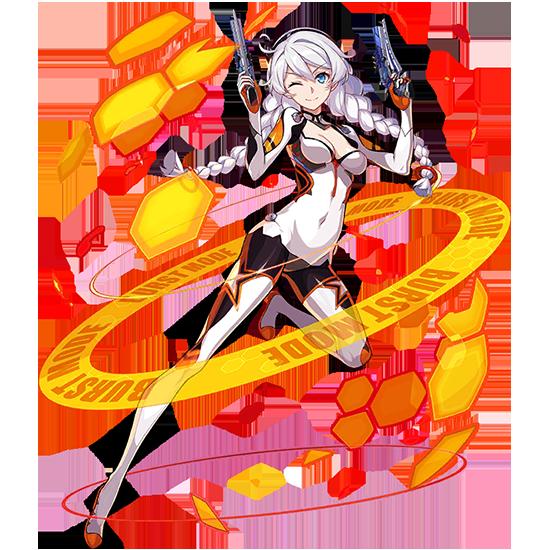honkai impact burst mode character