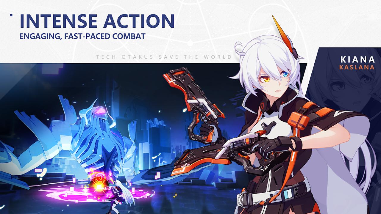 honkai impact engage combat kiana