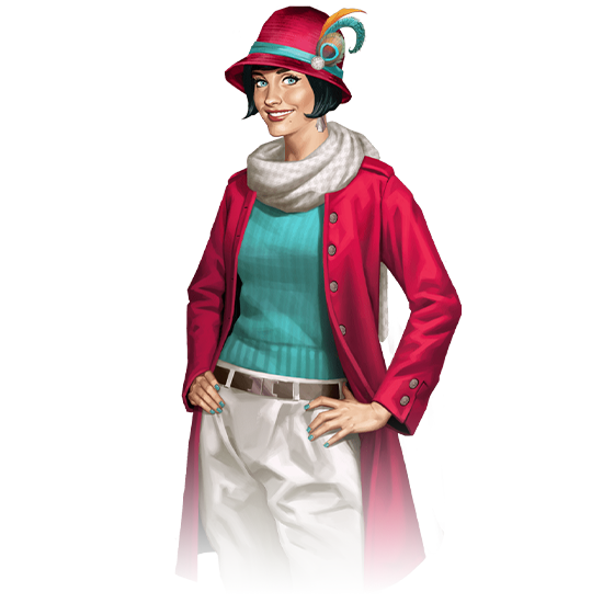 junes journey hidden objects character
