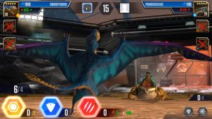 Jurassic World The Game Monsters