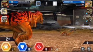Jurassic World The Game Prey