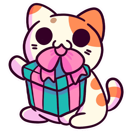 kleptocats main gift