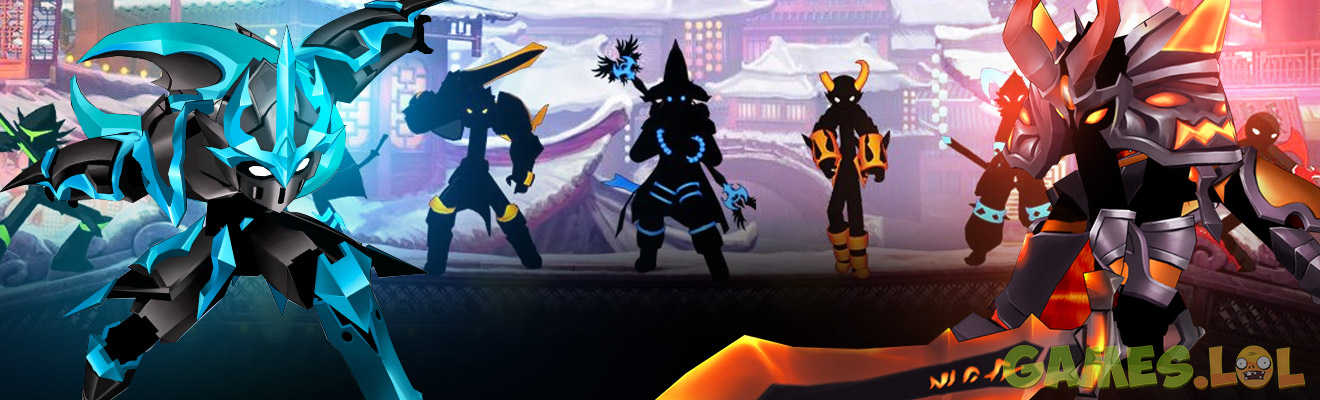 League of Stickman Character Guide