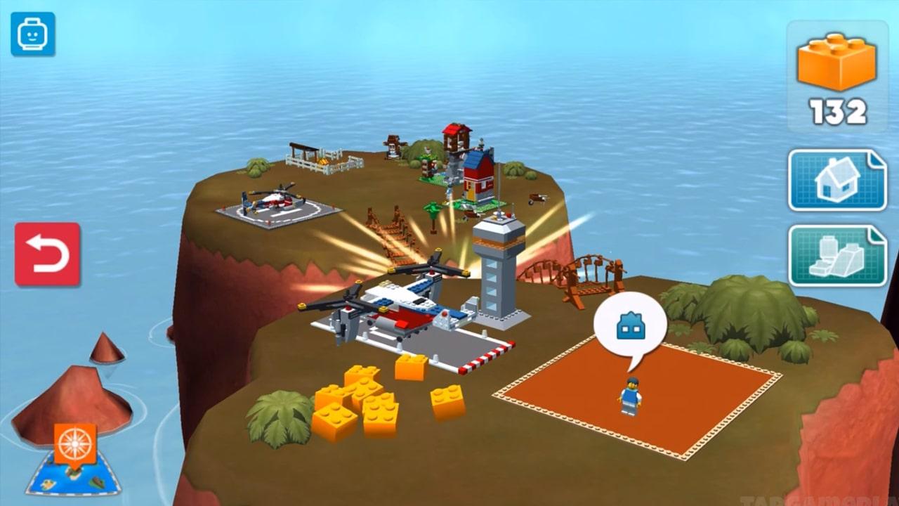 Lego Creator Islands Airplane Min