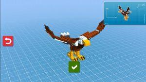 Lego Creator Islands Eagle Min