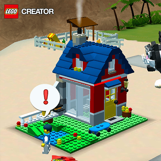 Lego Creator Islands Min