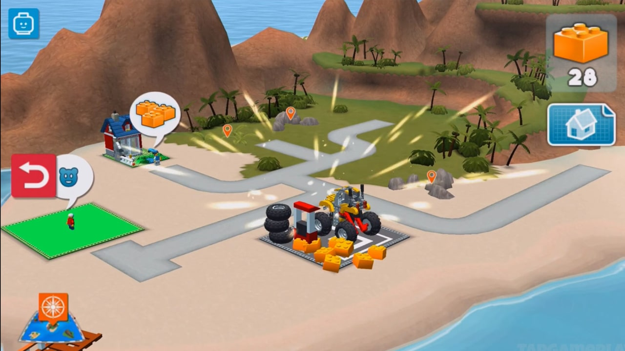 Lego Creator Islands Offroad Min
