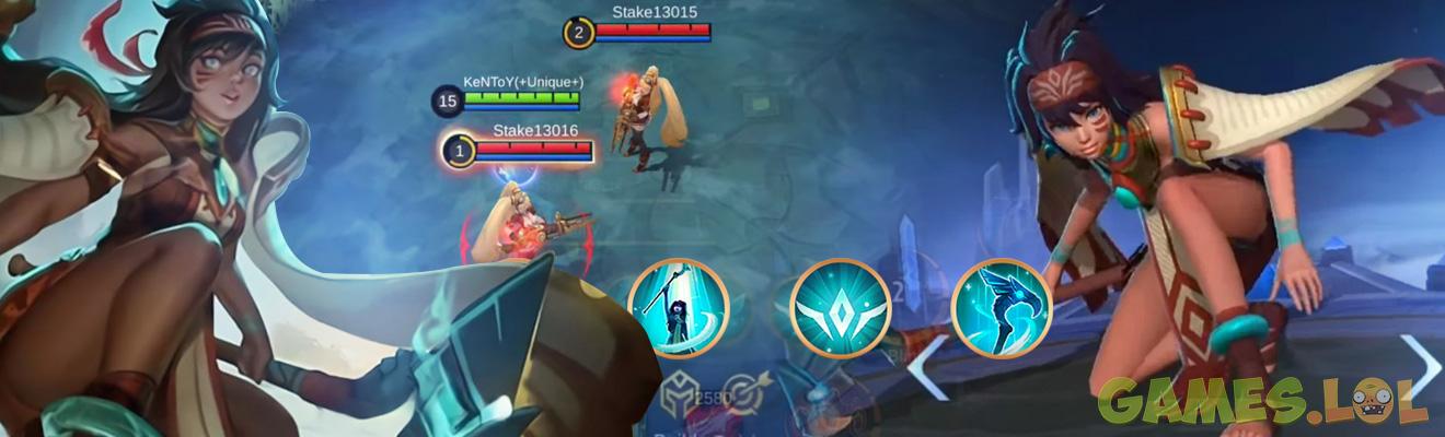 Mobile Legends Mathilda Abilities Skill