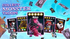 Monster Legends Collect Troops