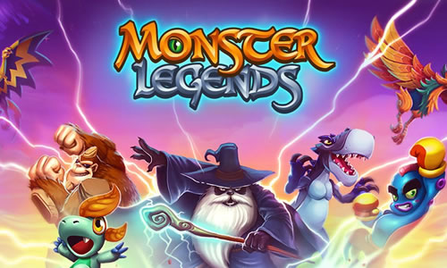 Play Monster Legends Rpg on PC