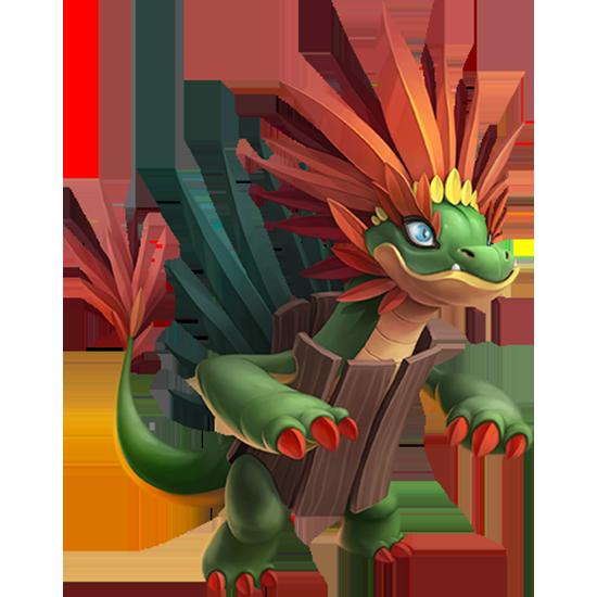 Monster Legends Treezard