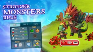 Monster Legends Strong Treezard