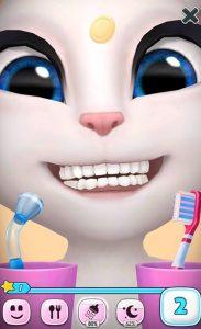 My Talking Angela Toothbrush