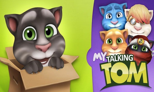 My Talking Tom Box