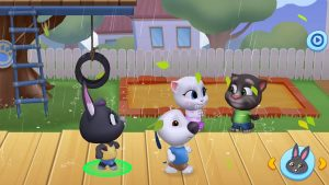 My Talking Tom Friends Rain