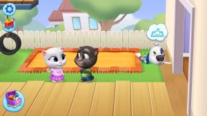 My Talking Tom Playground