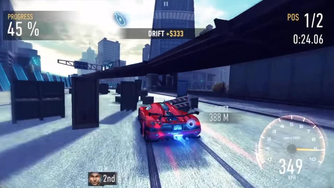 Need for Speed Nitro Speed Drift